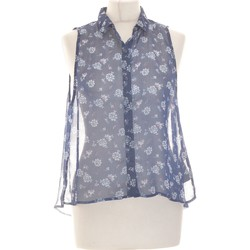 Vêtements Femme Chemises / Chemisiers Abercrombie Chemise  36 - T1 - S Bleu