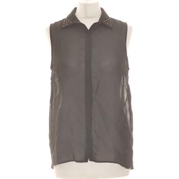 Vêtements Femme Chemises / Chemisiers Zara Chemise  38 - T2 - M Noir