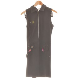 Vêtements Femme Robes courtes Escada Robe Courte  36 - T1 - S Noir