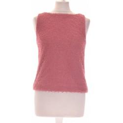 Vêtements Femme Tops / Blouses Banana Republic Débardeur  32 Rose