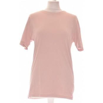 Vêtements Femme Tops / Blouses Cos Top Manches Longues  36 - T1 - S Rose