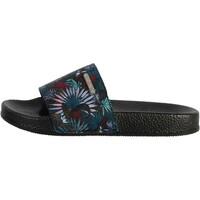 Chaussures Femme Claquettes Kaporal Sandale Tacota Noir
