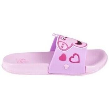 Chaussures Fille Claquettes Cerda 2300004755 Niña Rosa rose