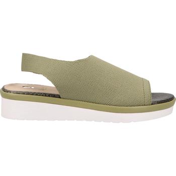 Chaussures Femme Sandales et Nu-pieds La Strada Sandales Khaki