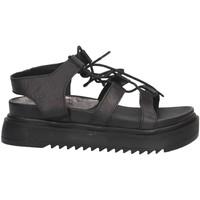 Chaussures Femme Sandales et Nu-pieds Hersuade 1001 Sandales Femme NOIR NOIR
