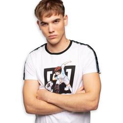 Vêtements Homme Débardeurs / T-shirts sans manche Capslab TSHIRT TSU1 Blanc