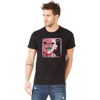 Vêtements Homme Débardeurs / T-shirts sans manche Capslab TSHIRT BUU1 Noir