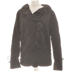 Vêtements Femme Manteaux Un Jour Ailleurs Manteau Femme  42 - T4 - L/xl Noir