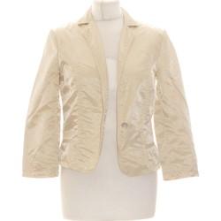 Vêtements Femme Vestes / Blazers Mango Blazer  36 - T1 - S Beige