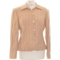 Vêtements Femme Vestes / Blazers Armand Ventilo Blazer  40 - T3 - L Orange