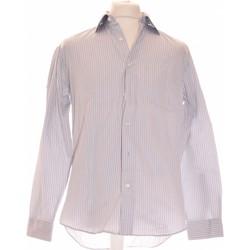 Vêtements Homme Chemises manches longues Arrow Chemise Manches Longues  40 - T3 - L Gris