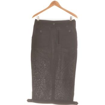 Vêtements Femme Pantacourts H&M Pantalon Droit Femme  36 - T1 - S Noir