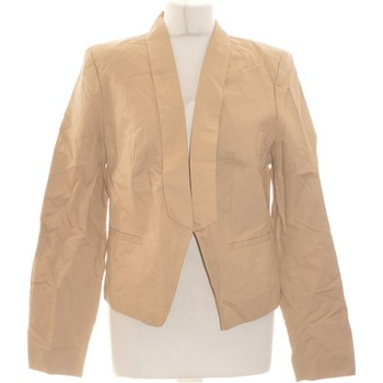 Vêtements Femme Vestes / Blazers Camaieu Blazer  44 - T5 - Xl/xxl Marron