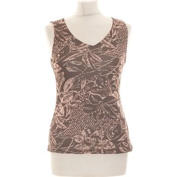 Vêtements Femme Débardeurs / T-shirts sans manche Burton Débardeur  38 - T2 - M Marron