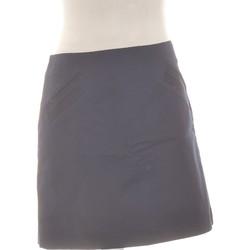 Vêtements Femme Jupes Monoprix Jupe Courte  36 - T1 - S Bleu
