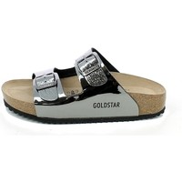 Chaussures Femme Mules Gold Star 1571PG.28_38 Gris