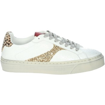 Chaussures Femme Baskets basses Gold & Gold GB51 Blanc
