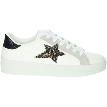 Chaussures Femme Baskets basses Gold & Gold GB50 Blanc