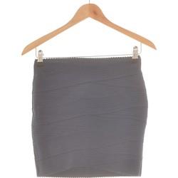 Vêtements Femme Jupes H&M Jupe Courte  36 - T1 - S Bleu