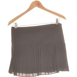 Vêtements Femme Jupes Mango Jupe Courte  38 - T2 - M Noir