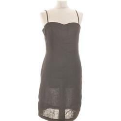 Vêtements Femme Robes courtes Formul Robe Courte  38 - T2 - M Noir