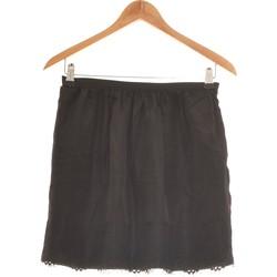 Vêtements Femme Jupes Forever 21 Jupe Courte  36 - T1 - S Noir