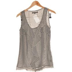 Vêtements Femme Tops / Blouses Galeries Lafayette Blouse  34 - T0 - Xs Noir