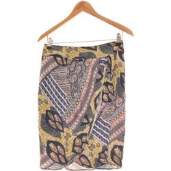 Vêtements Femme Jupes Promod Jupe Mi Longue  36 - T1 - S Violet