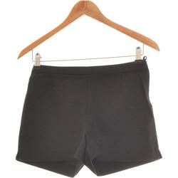 Vêtements Femme Shorts / Bermudas H&M Short  34 - T0 - Xs Noir