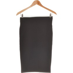 Vêtements Femme Jupes Forever 21 Jupe Mi Longue  36 - T1 - S Noir