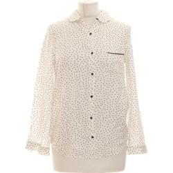 Vêtements Femme Chemises / Chemisiers Mango Chemise  34 - T0 - Xs Blanc