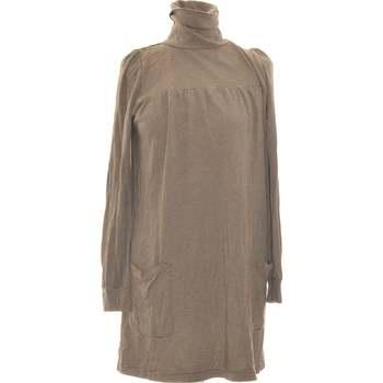 Vêtements Femme Robes courtes Sessun Robe Courte  40 - T3 - L Marron