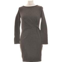 Vêtements Femme Robes courtes Ikks Robe Courte  36 - T1 - S Gris