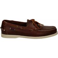 Chaussures Homme Mocassins Sebago DOCKSIDE PORTLAND 900-brown