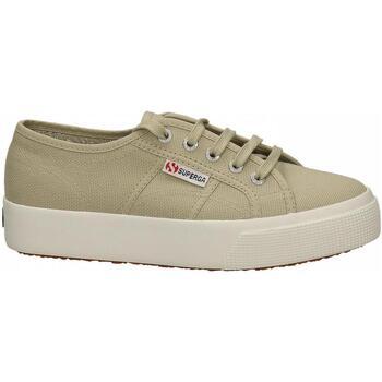 Chaussures Femme Baskets mode Superga 2730-COTU a8d-agate-grey