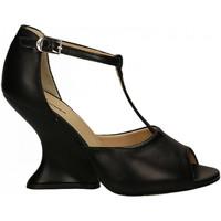 Chaussures Femme Escarpins L'arianna PIUMA nero