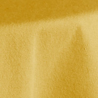 Maison & Déco Nappe Vent Du Sud Nappe en coton teint lavé - CURRY - 160 x 200 cm Jaune