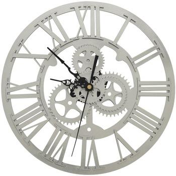 Maison & Déco Horloges Vidaxl  Argent
