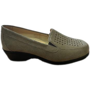 Chaussures Femme Mocassins Calzaturificio Loren LOK4013ta tortora