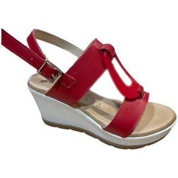Chaussures Femme Sandales et Nu-pieds Susimoda SUSI2021ros rosso