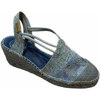 Chaussures Femme Espadrilles Toni Pons TOPTOURSAazz blu