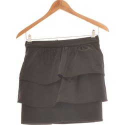 Vêtements Femme Jupes H&M Jupe Courte  36 - T1 - S Noir