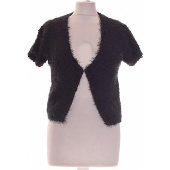 Vêtements Femme Votre nom doit contenir un minimum de 2 caractères Sinequanone Gilet Femme  38 - T2 - M Noir