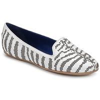 Chaussures Femme Mocassins Roberto Cavalli TPS648 Blanc