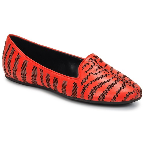 Chaussures Femme Mocassins Roberto Cavalli TPS648 Rouge