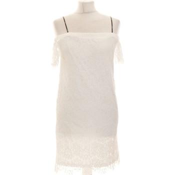 Vêtements Femme Robes courtes Forever 21 Robe Courte  36 - T1 - S Blanc