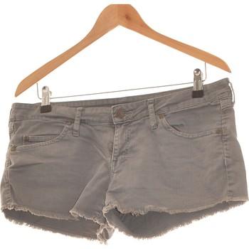 Vêtements Femme Shorts / Bermudas Mango Short  40 - T3 - L Gris