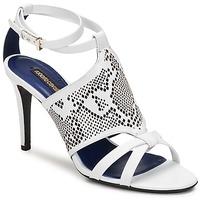 Chaussures Femme Sandales et Nu-pieds Roberto Cavalli TPS016 Blanc