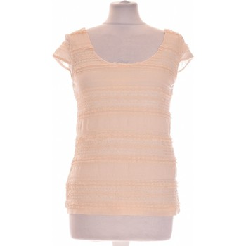 Vêtements Femme Débardeurs / T-shirts sans manche Grain De Malice Débardeur  34 - T0 - Xs Beige