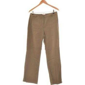 Vêtements Femme Pantalons Burton Pantalon Droit Femme  38 - T2 - M Vert